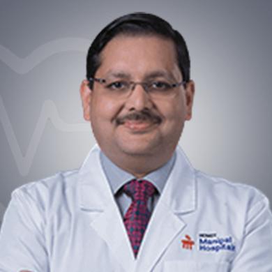 Vedant Kabra - Best Cancer Specialist in Delhi, India