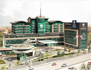 Medipol Mega University Hospital in Turkey | MediGence
